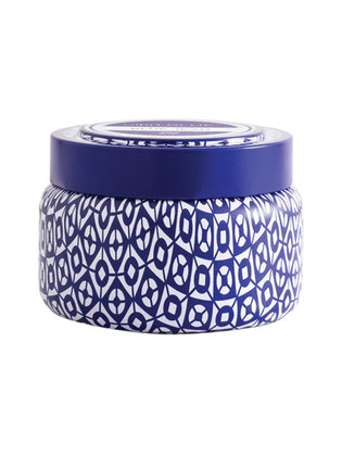 capri BLUE Volcano Candle Travel Tin