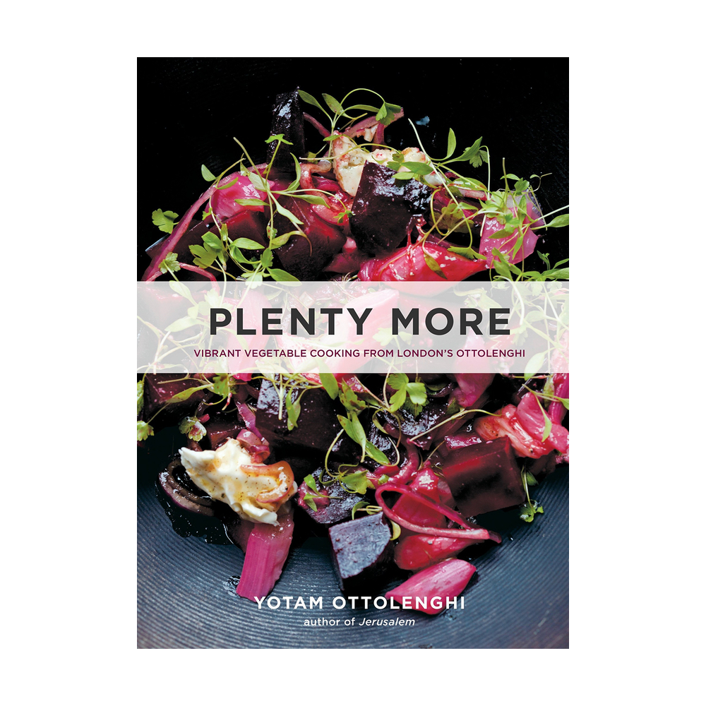Yotam Ottolenghi Plenty More Book