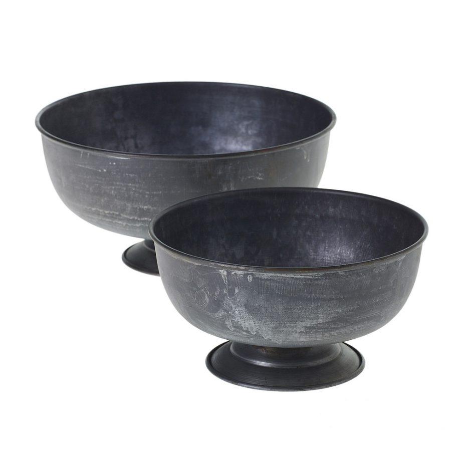 Black iron compote