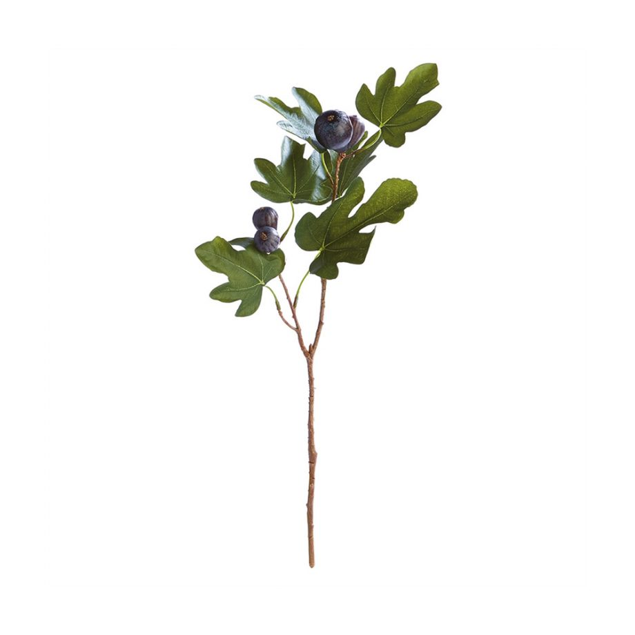 faux fig stem with figs
