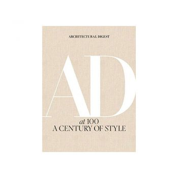 architectural digest at 100 a century of style book