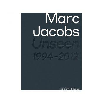 marc jacobs unseen 1994-2012 book