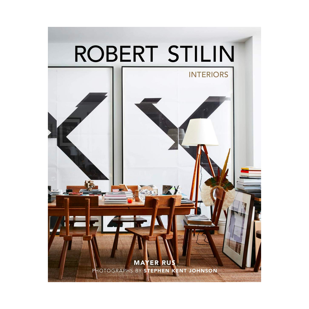 robert stilin interiors coffee table book
